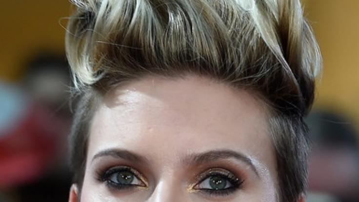 """Scarlett Johansson ist nach der Romanfigur Scarlett O'Hara von """"Vom Winde verweht"""" benannt. (Foto)"""
