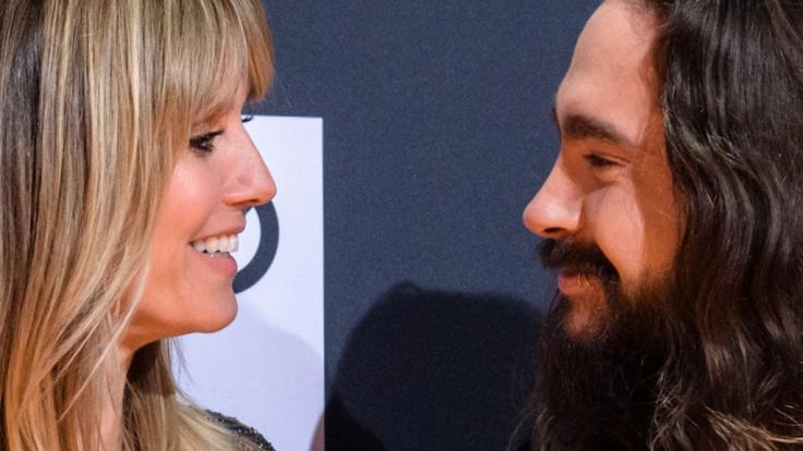 Seit zwei Jahren ein Paar: Heidi Klum und Tom Kaulitz.