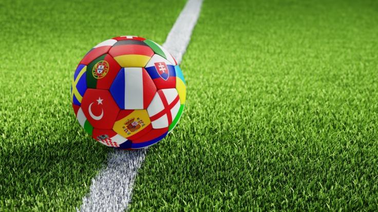 Die Fußball-WM 2018 in Russland kann man auch im Radio verfolgen. (Foto)