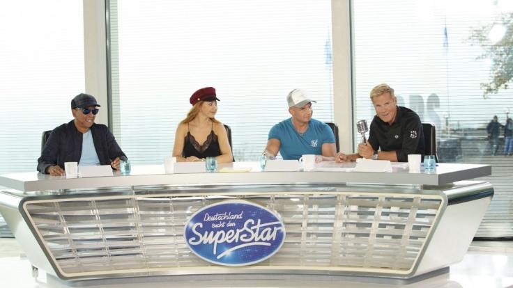 Deutschland sucht den Superstar bei RTL (Foto)