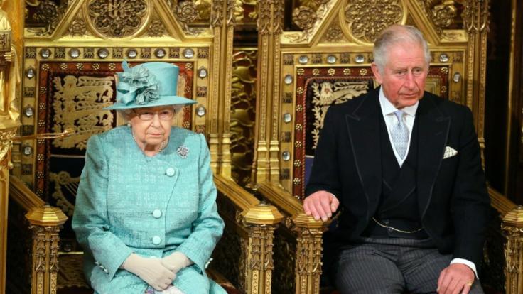 Prinz Charles und Queen Elizabeth II. werden das Oprah-Interview von Meghan und Prinz Harry komplett ignorieren. (Foto)