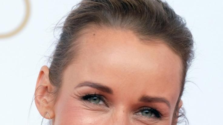 Annemarie Carpendale durfte dieses Jahr erstmals vom roten Teppich der Oscar-Verleihung moderieren.