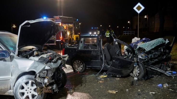 Im Westerwaldkreis kam es zu einem schweren Unfall. (Foto)