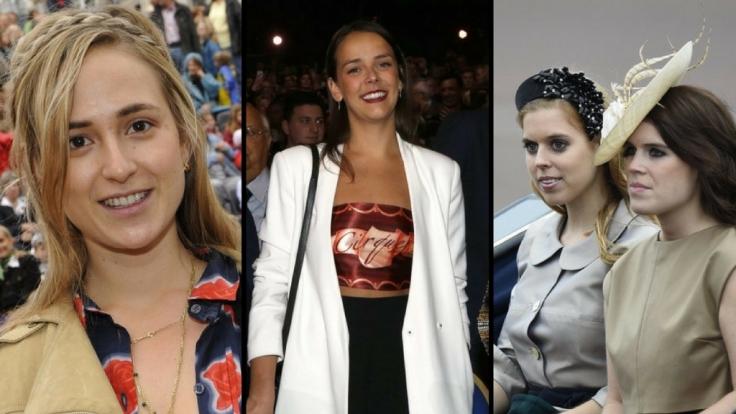 Prinzessin Elisabeth von Thurn und Taxis Pauline Ducruet aus dem monegassischen Fürstenhaus und Prinzessin Eugenie von York sind nur drei junge Royals, die Social Media für sich entdeckt haben.