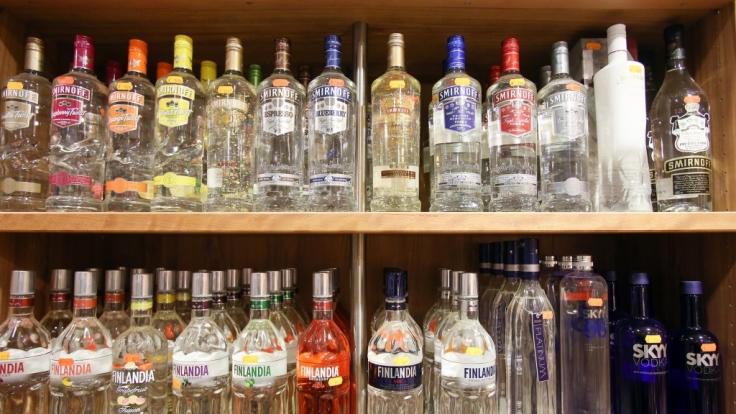 EU-Abgeordnete fordern Kalorienangaben auf alkoholischen Getränken.