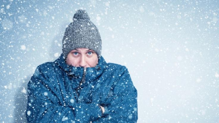 Rollt der Kältehammer jetzt auch auf Deutschland zu? (Foto)