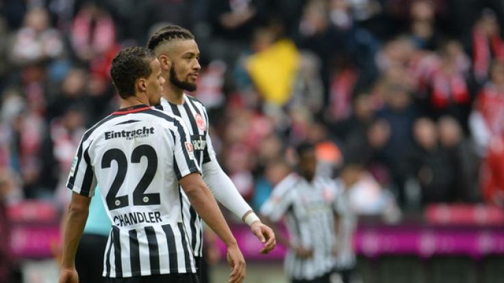 Eintracht Frankfurt muss vor dem Spiel gegen Werder Bremen zittern.