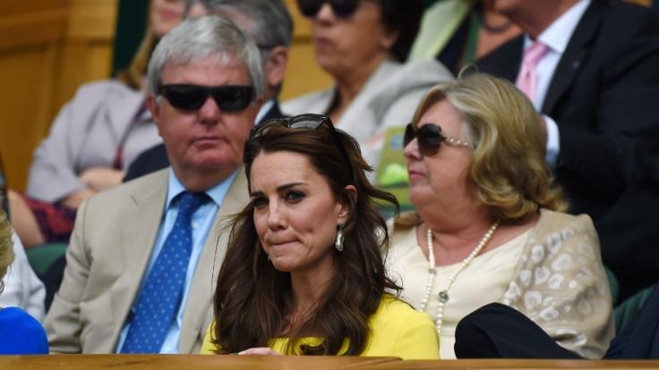 Kämpft Herzogin Catherine von Cambridge etwa gegen eine Essstörung?