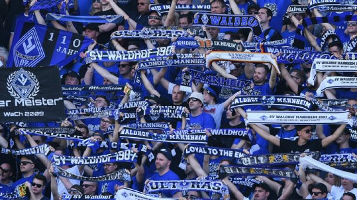 Heimspiel SV Waldhof Mannheim: Die aktuellen Spielergebnisse der 3. Fußball-Liga bei news.de.