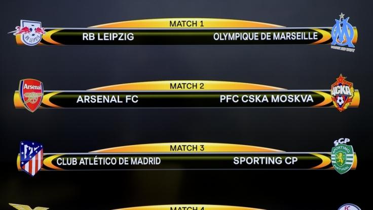 europa league rückspiele