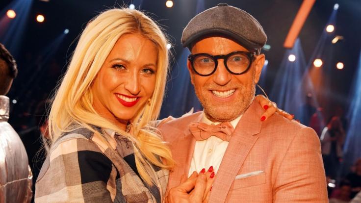 """FürThomas Rath und Kathrin Menzinger ist """"Let's Dance"""" beendet. (Foto)"""