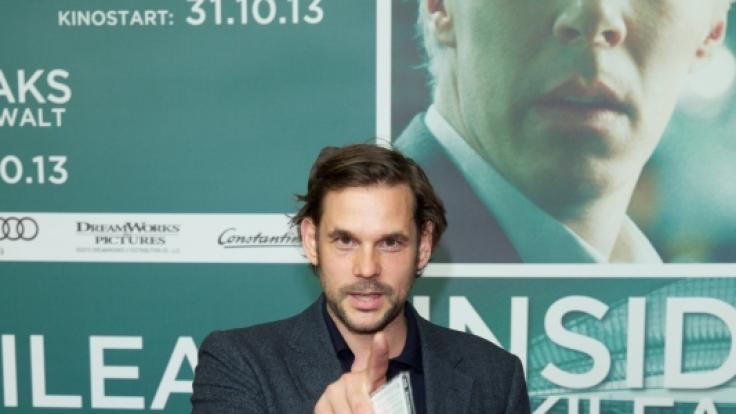 """Alexander Beyer bei der Premiere """"Wikileaks"""". (Foto)"""