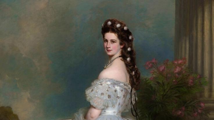 """Kaiserin Elisabeth fasziniert die Menschen auch über 120 Jahre nach ihrem Tod. Dazu beigetragen haben auch die """"Sissi""""-Filme mit Romy Schneider. Ob die Neuauflage ebenso begeistern kann? (Foto)"""