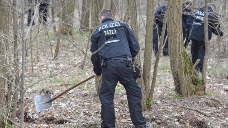 Bislang blieb die Suche nach der vermissten Rebecca erfolglos. (Foto)