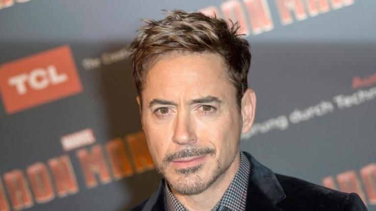 Schlechtes Vorbild: Robert Downey Jr. haderte jahrelang mit seiner Drogensucht, saß über ein Jahr im Gefängnis. Nun scheint ihm sein Sohn nachzueifern. (Foto)