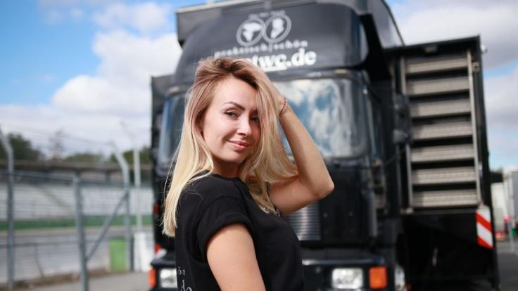 Trucker Babes - 400 PS in Frauenhand bei kabel eins