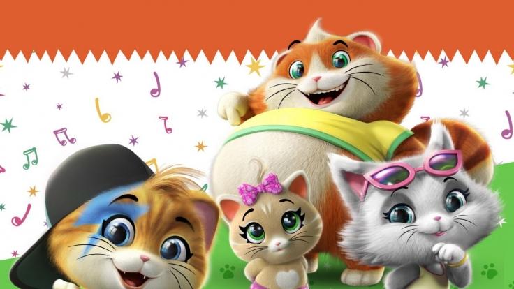 44 Cats bei Super RTL (Foto)