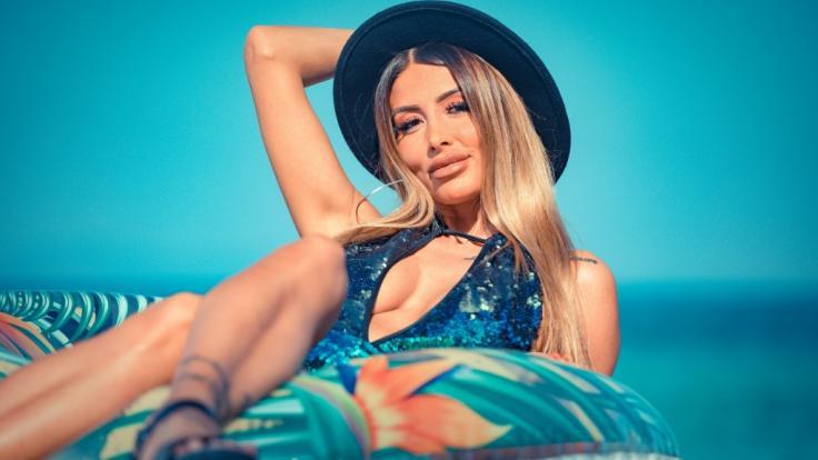 """TV-Sternchen Christina Dimitriou wurde durch Formate wie """"Temptation Island"""" bekannt. (Foto)"""