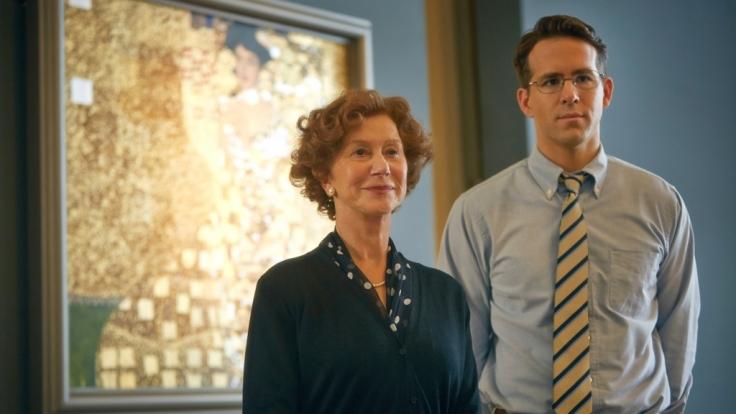 Nach Jahrzehnten erfährt Maria Altmann (Helen Mirren), dass sie die rechtmäßige Erbin mehrerer Werke des österreichischen Malers Gustav Klimt ist.