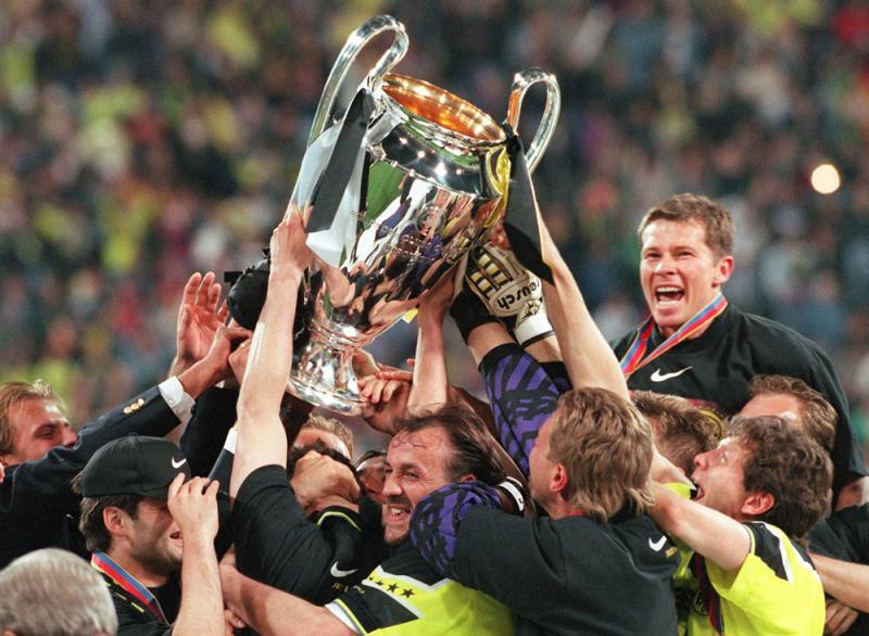 bvb champions league 1997