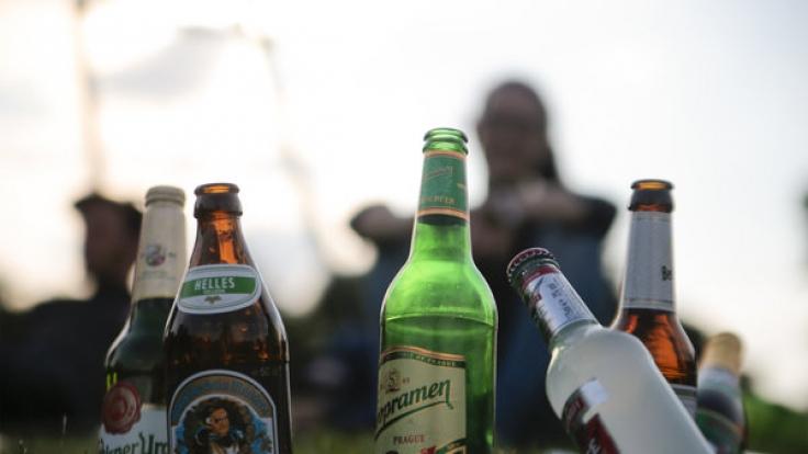 Feiern wir bald in Deutschland ohne Alkohol? (Foto)