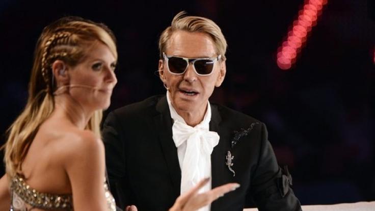 Wolfgang Joop hat nicht viel übrig für den Ex von Heidi Klum. (Foto)