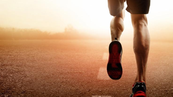 Ex-Marathonläufer Ron Hill ist mit 82 Jahren gestorben. (Foto)