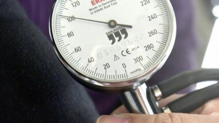 Bluthochdruck erkennen: Blutdruck ist ab 140 zu 90..
