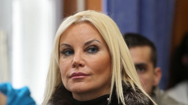Tatjana Gsell geht ins Dschungelcamp.