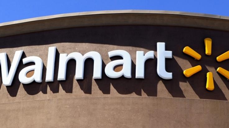 Hier ist alles möglich: Der US-Supermarkt Walmart. (Foto)