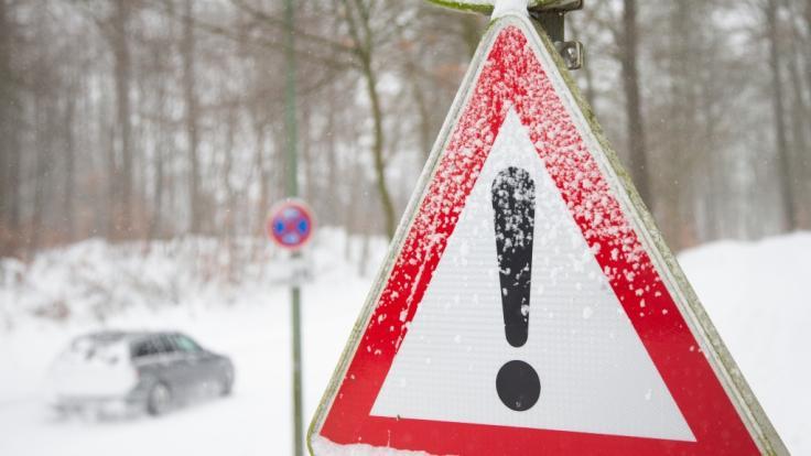 Das Winter-Wetter hat Deutschland auch in den kommenden Tagen fest im Griff. (Foto)
