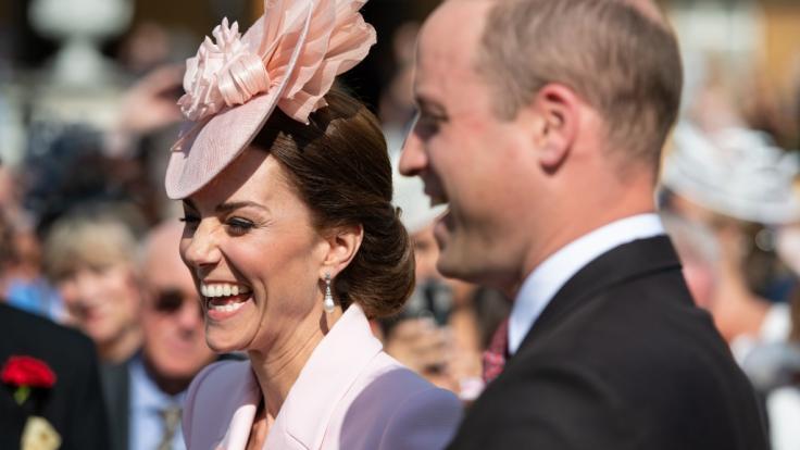William und Kate sind bereits dreifache Eltern.