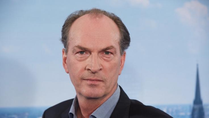 Schauspieler Herbert Knaup.