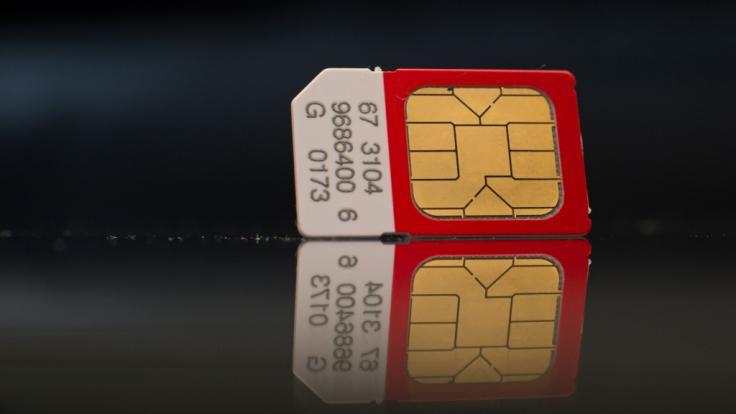 Handy-SIM-Swapping - die neue Betrugsmasche in Deutschland (Foto)
