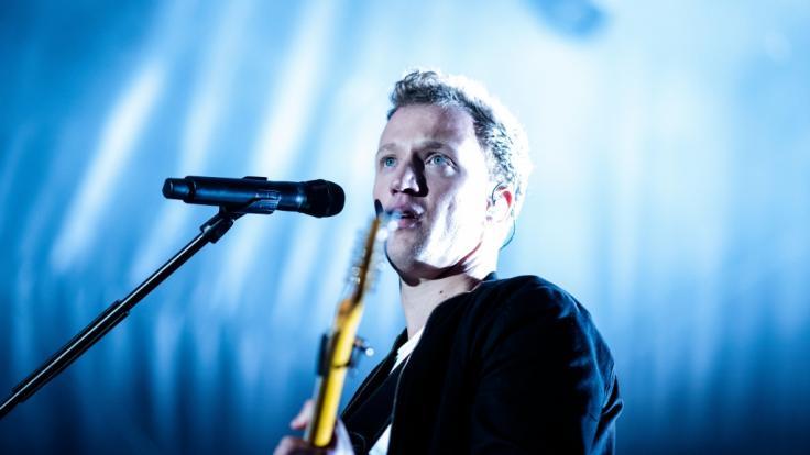 Sänger Joris im Porträt.