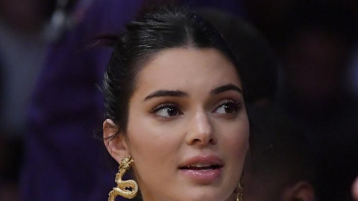 Kendall Jenner langweilt sich während der Corona-Krise. (Foto)