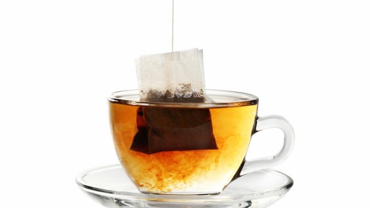 Jeder zweite Tee ist unbedenklich. (Foto)