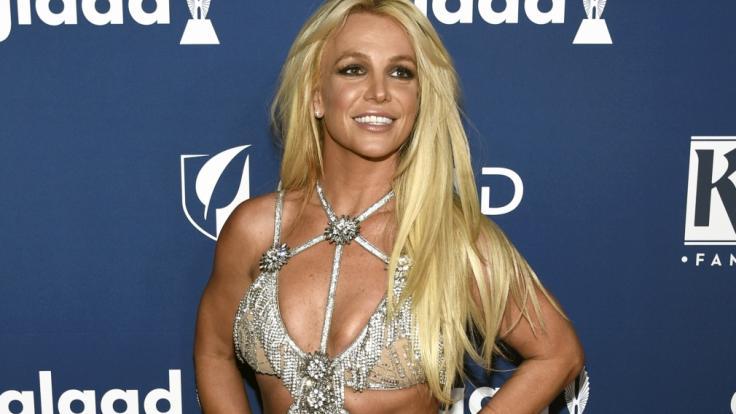Britney Spears hat offenbar ihr Höschen vergessen. (Foto)