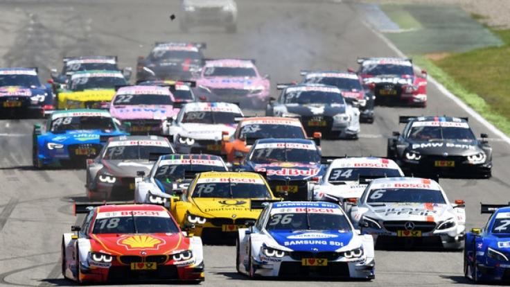 Die DTM (Deutsche Tourenwagen Masters) startet am Wochenende auf dem Hockenheimring in eine neue Saison. (Foto)