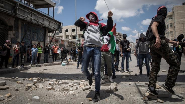 Nach der Eröffnung der US-Botschaft in Jerusalem kam es am Gaza-Streifen zu blutigen Protesten.