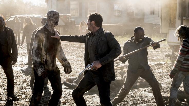"""""""Fear The Walking Dead"""" ist zurück! (Foto)"""