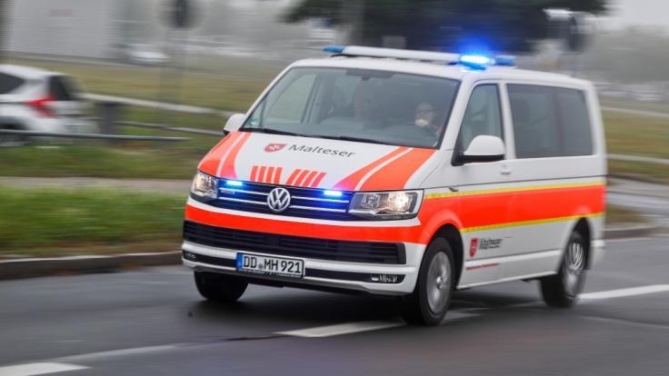 In Frankfurt/Main ist ein zwei Jahre alter Junge bei einem tragischen Unfall gestorben (Symbolbild). (Foto)