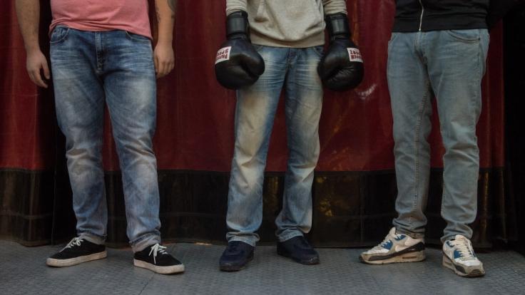 BoxerScott Westgarth ist nach einem harten Fight gestorben. (Foto)