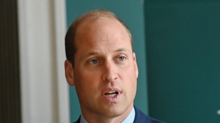 Prinz William, Herzog von Cambridge, blickt besorgt in die Zukunft. (Foto)