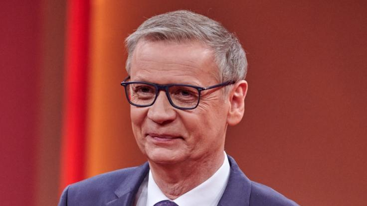 Der Moderator Günther Jauch hat sich mit dem Coronavirus infiziert. (Foto)