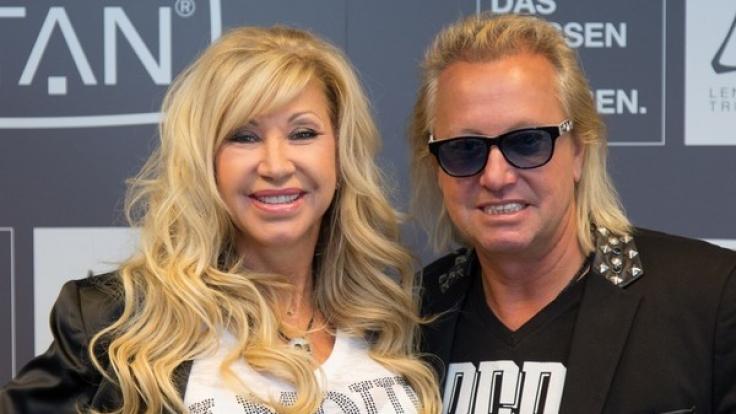 Carmen Geiss und Ehemann Robert. (Foto)