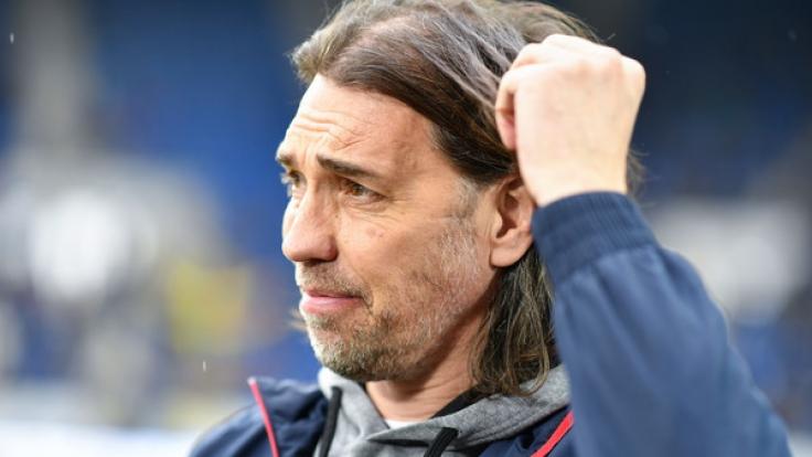 Mittelfeld oder Abstiegskampf? Der Mainzer Trainer Martin Schmidt.