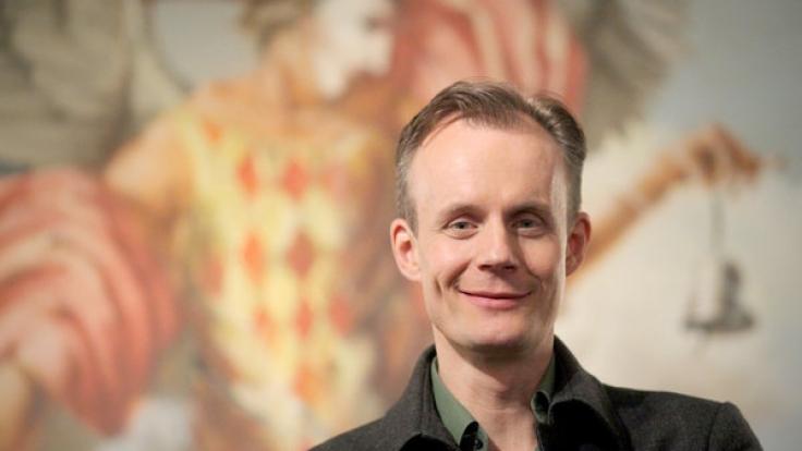 Der Kabarettist Max Uthoff. (Foto)