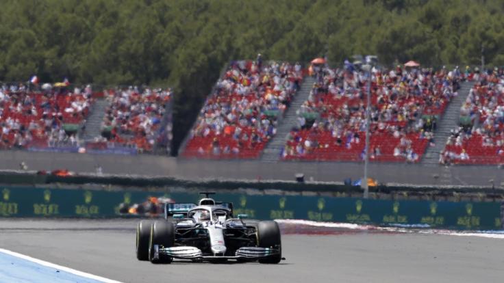 Der Circuit Paul Ricard in Le Castellet ist am Wochenende vom 18. bis 20. Juni 2021 Schauplatz für das Formel-1-Rennen zum Großen Preis von Frankreich. (Foto)