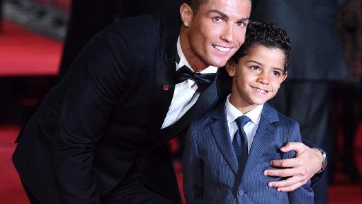 Cristiano Ronaldo wird noch einmal Papa.